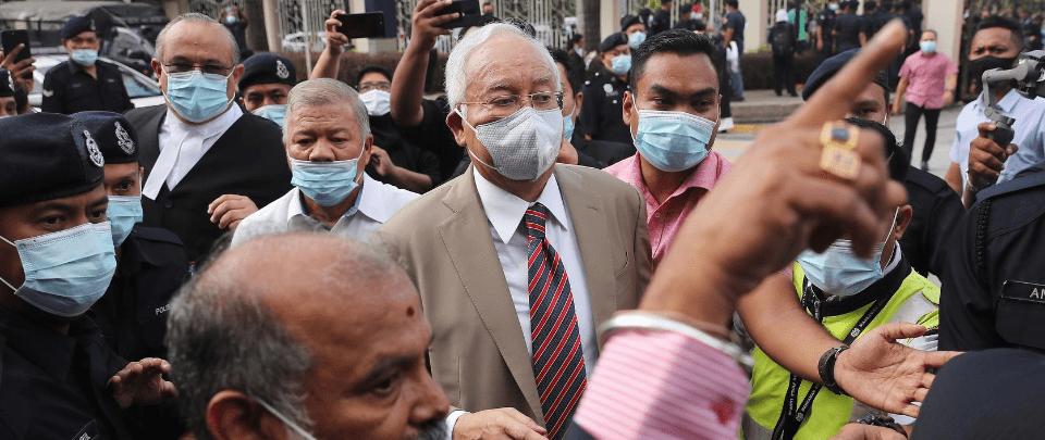 Najib's Guilty Verdict - A Moment In History
