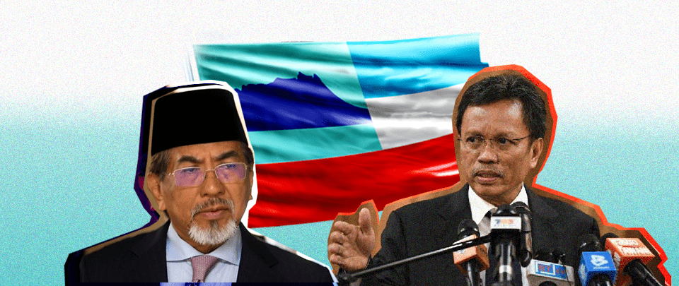 Datuk VK Liew On Sabah Political Scuffle