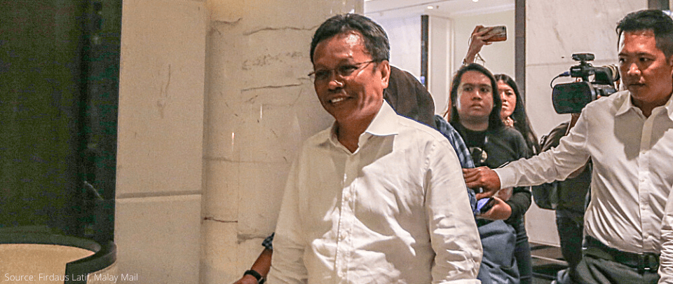 Would Shafie Apdal As PM Candidate Benefit Sabah & Sarawak?