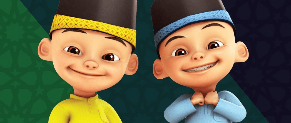 Upin and Ipin, Malaysia's Most Beloved Adiks