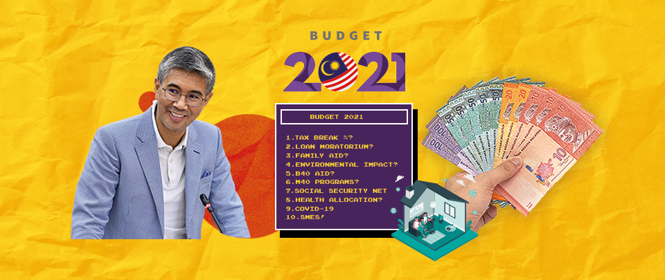 Diving Into Budget 2021
