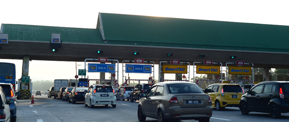 Reducing Toll Rates