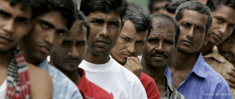Migrant Workers - Our Humanity In Question