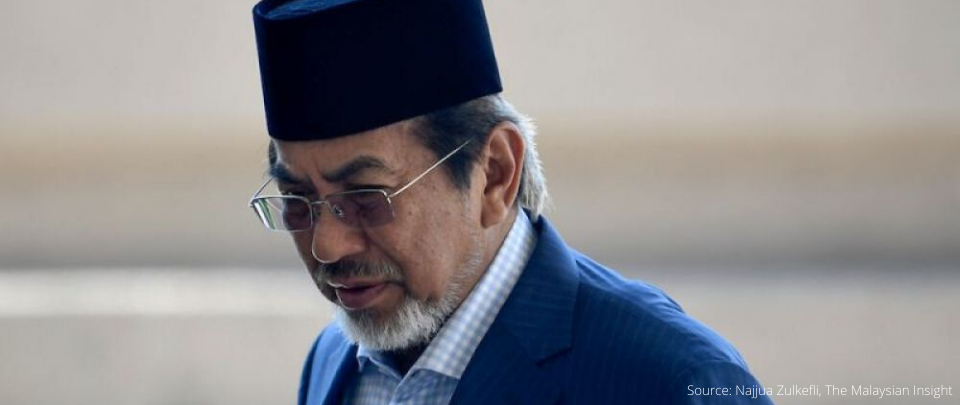 Musa Aman Acquitted Of Charges