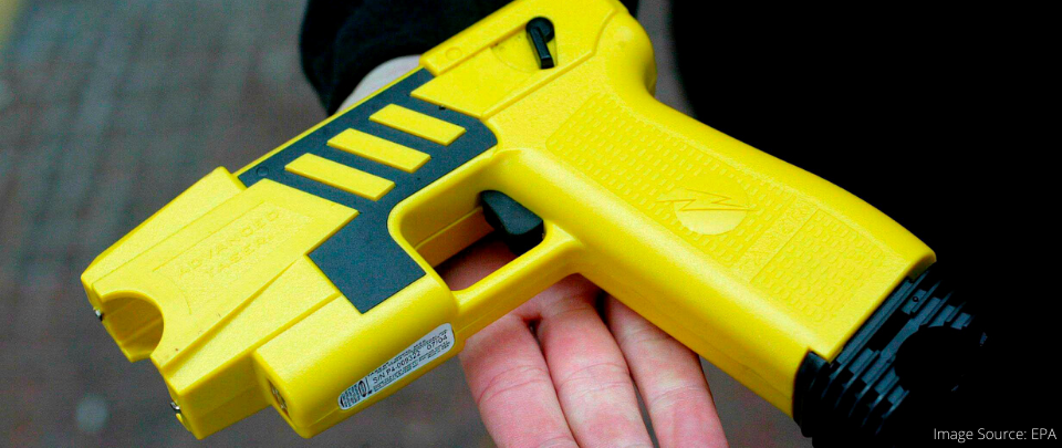 PDRM Considers Taser Use