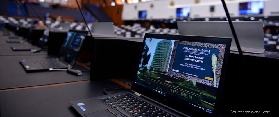 Will A Virtual Parliament Work?