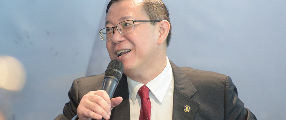 A Catch-Up With Lim Guan Eng