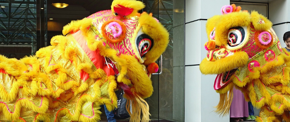 Check In: Lion Dances Amid A Quiet New Year