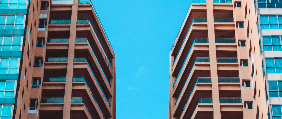 Commercial Property Overhang Worrying