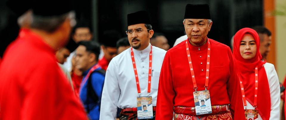 UMNO Rejects PN, Bersatu Joins Muafakat?