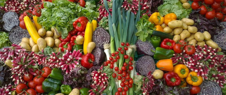 Are Our Best Veggies Sold Abroad?