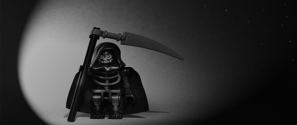 #8: The Grim Reaper