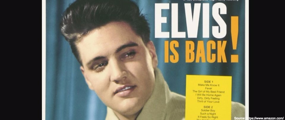 (Untitled) feat. Elvis is Back! by Elvis Presley