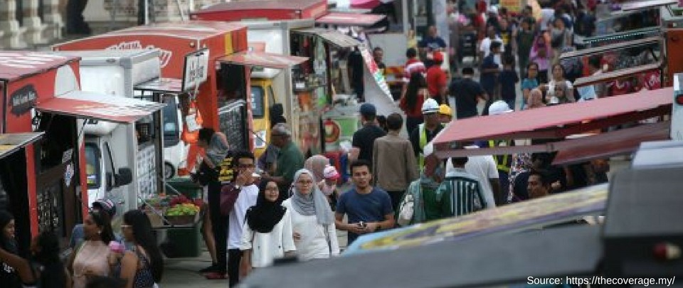 Roadside Stalls in KL to be Replaced by Food Trucks