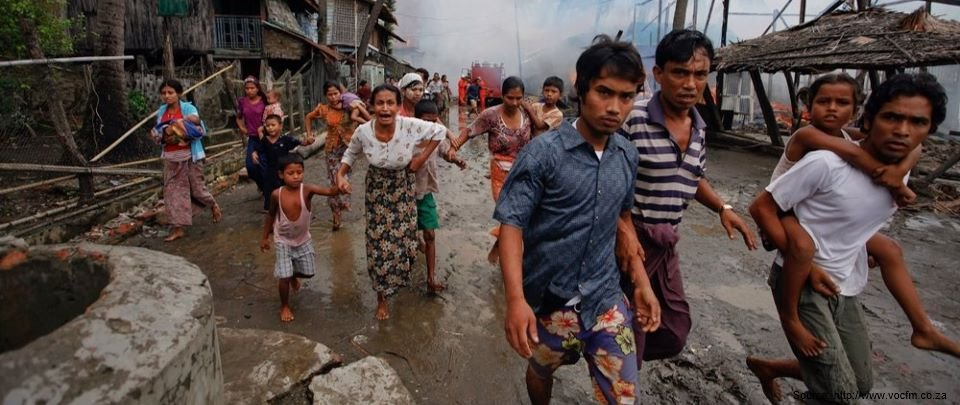 Myanmar military clears itself over allegations of crimes against Rohingya
