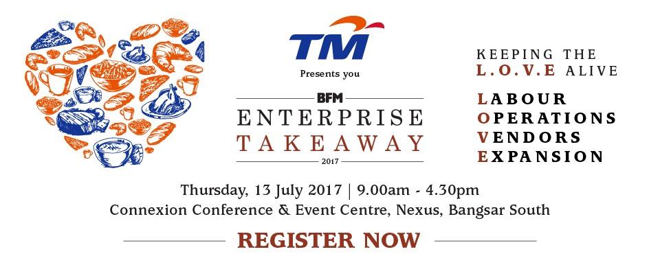 BFM Enterprise Takeaway 2017