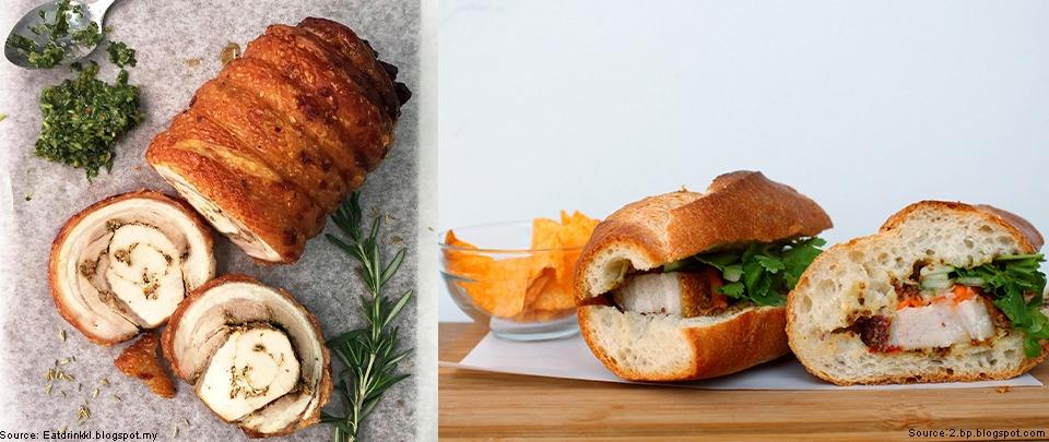 Feeding Time: Masterclass: Swine And Dine