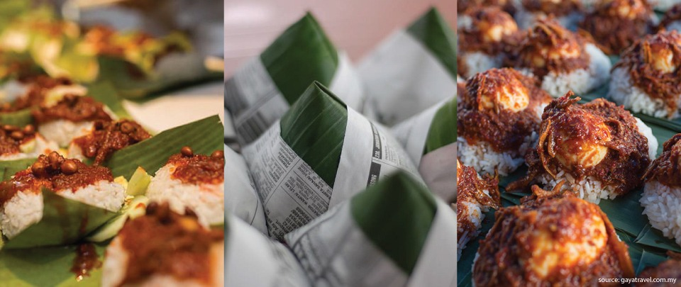 Out To Lunch: Nasi Lemak Convention