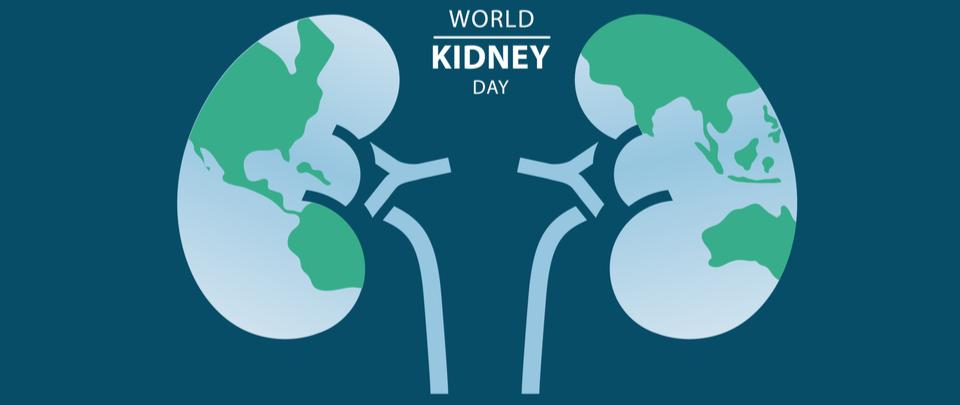 World Kidney Day 2021: Living Well with Kidney Disease