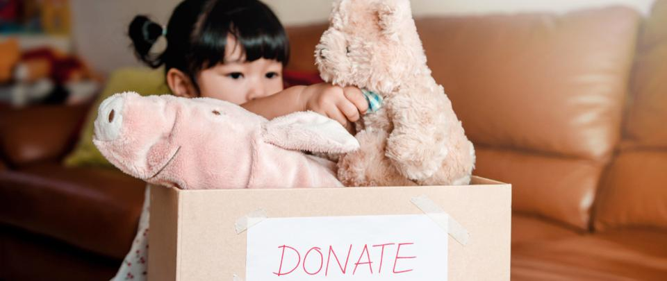 Raising Children Who Give Back to Society