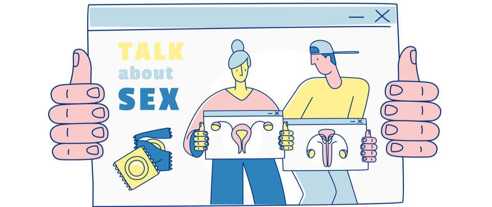 Yes, It's Okay To Talk To Teens About Sex