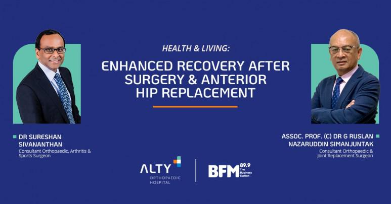 The Road to Recovery After a Hip Replacement