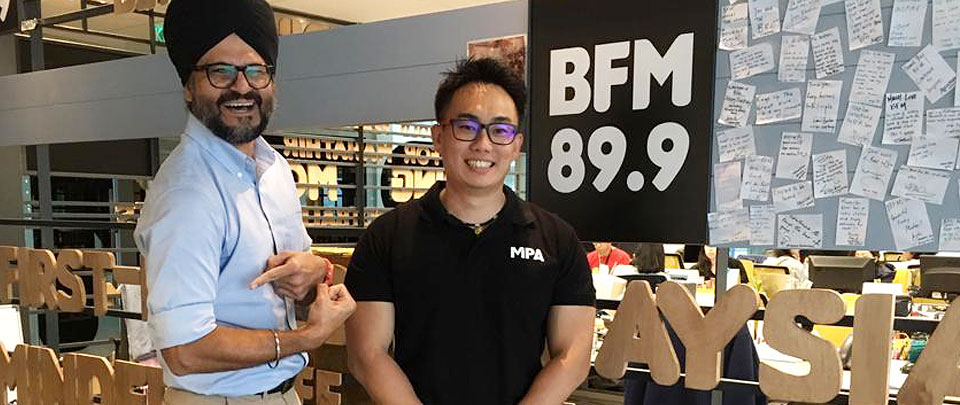 Be Fit Malaysians #13: Powerlifting