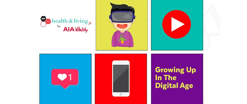 Health News Digest: Health & Living Jr – Growing Up in the Digital Age