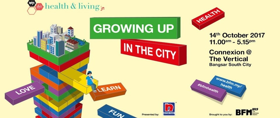 Health News Digest: Growing Up in the City