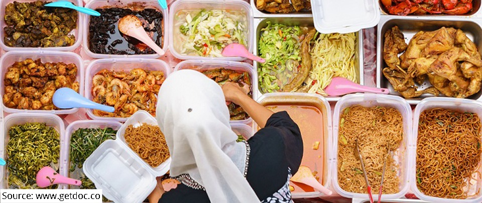 Obesity Series #1: Breaking Down the Malaysian Diet