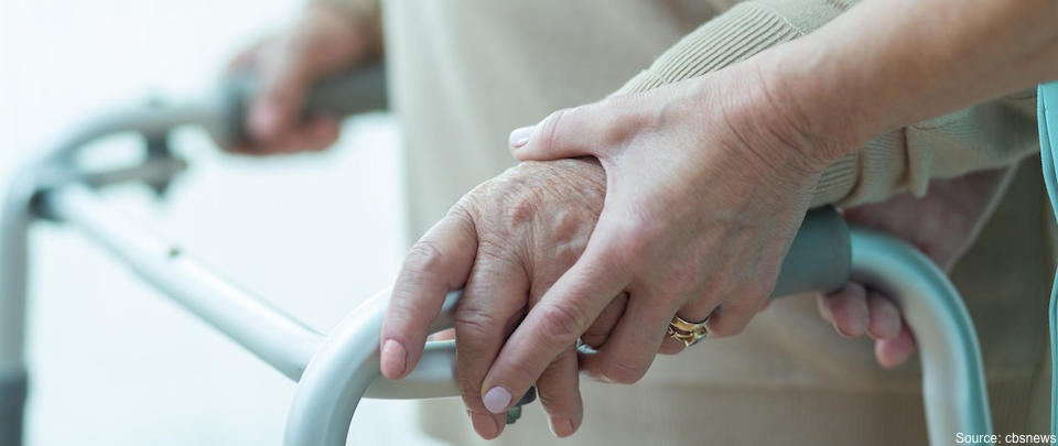 Falls and Fractures Among the Elderly