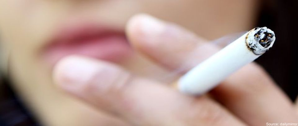 How Many First-Time Smokers Become Regular Smokers?