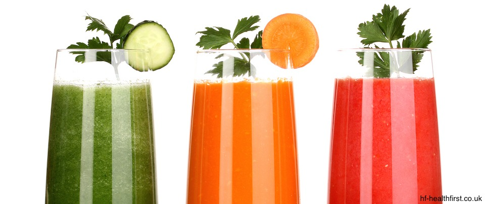 Detoxing from 2014 - Good Idea or Silly Fad?