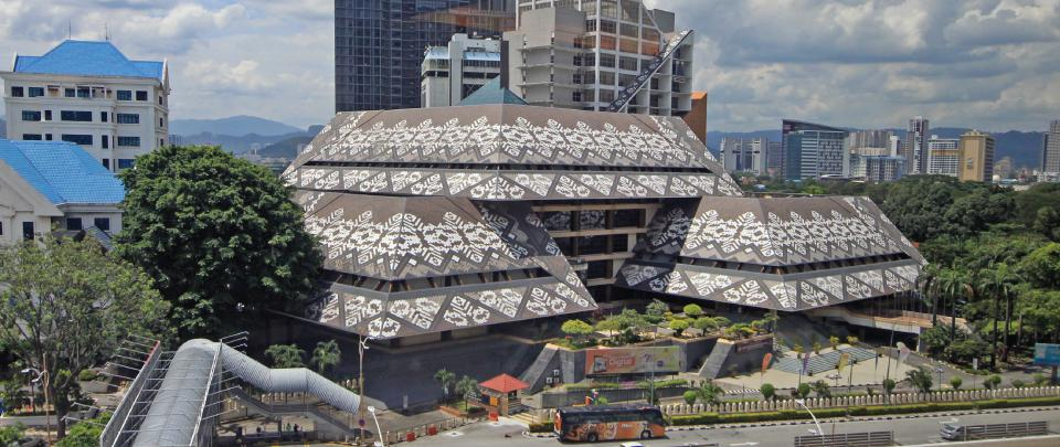What is Malaysian Architecture?