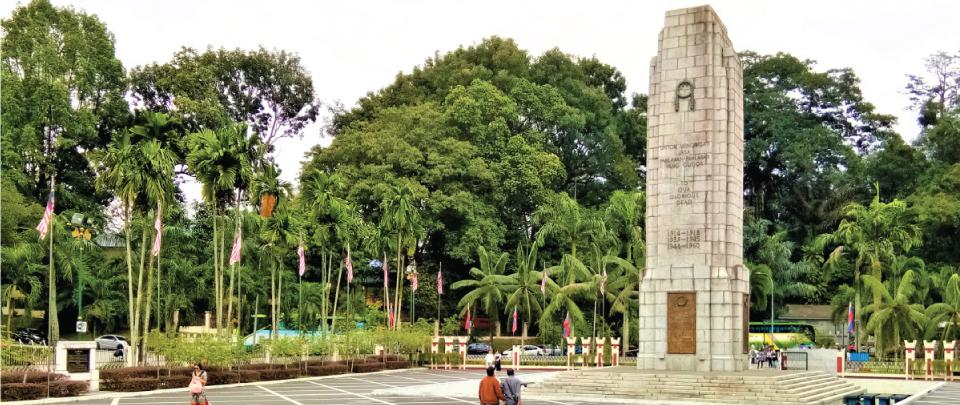 KL's Cemeteries and Monuments
