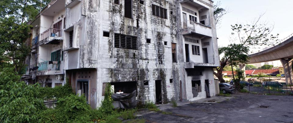 What Should We Do With Our Vacant Buildings?