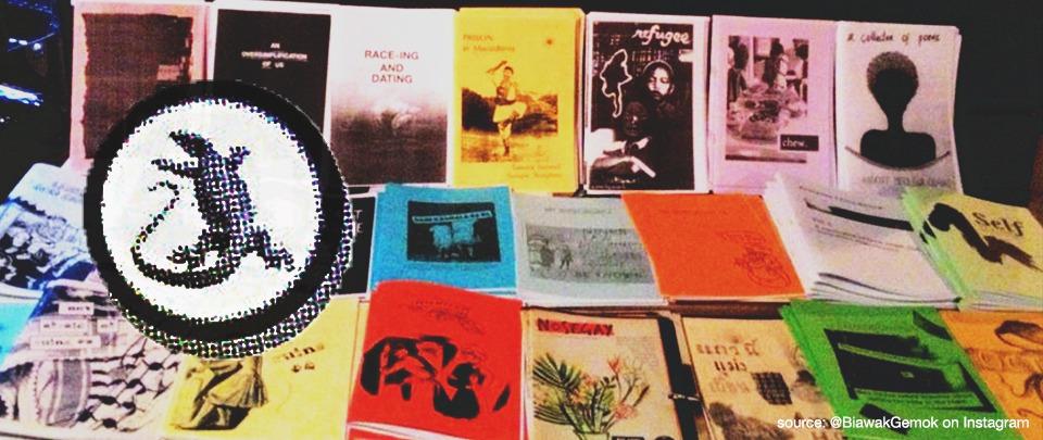 Cut, Copy and Paste: Biawak Gemok's Radical Zines