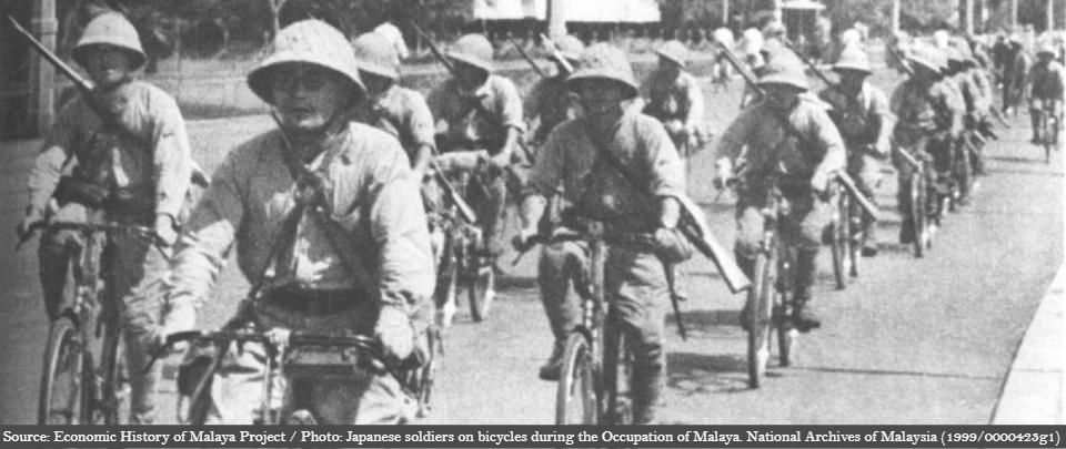 History on Repeat #7: Malaya and the Second World War
