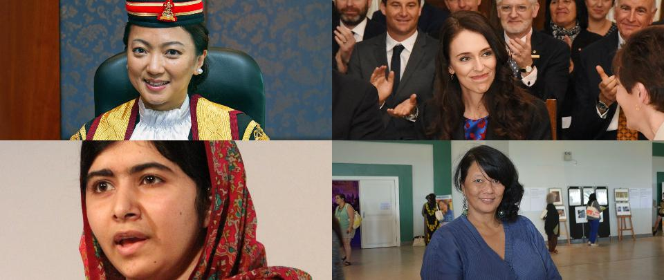 Importance of Women and Young Voices in Politics