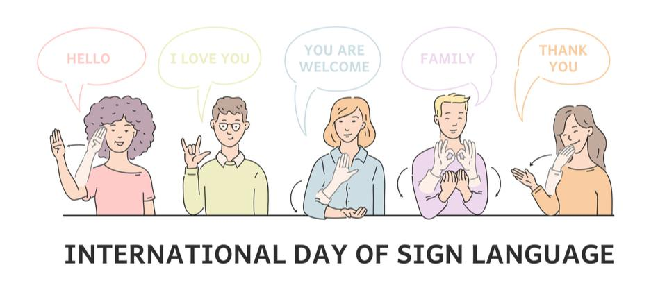 International Week for the Deaf: Inclusivity At Work