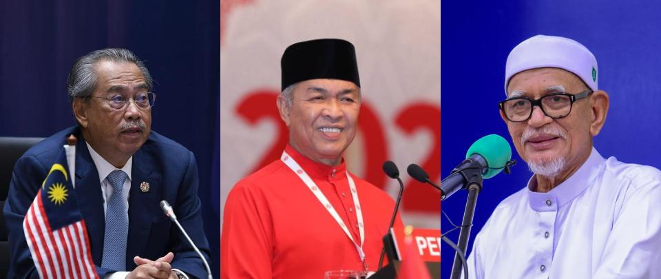 Bitter Rivals or BFFs? A Look at the UMNO-PAS-Bersatu Partnership