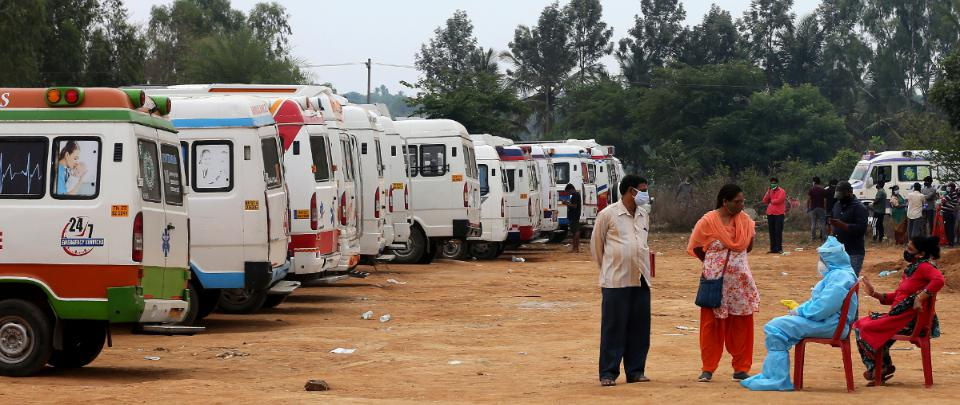 India's Second COVID-19 Wave is a Humanitarian Crisis