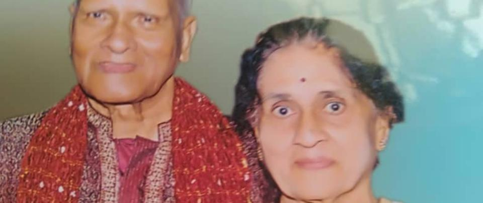 COVID-19 Vaccine Stories: Rajkumari Krishnan, 93