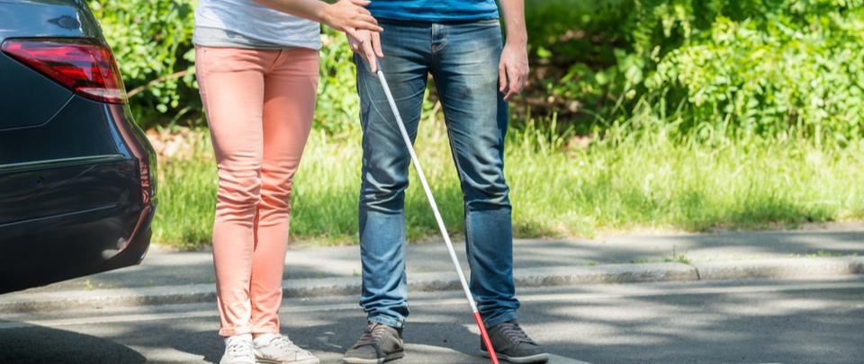 How Accessible Is the Vaccination Programme For People with Visual Impairments?