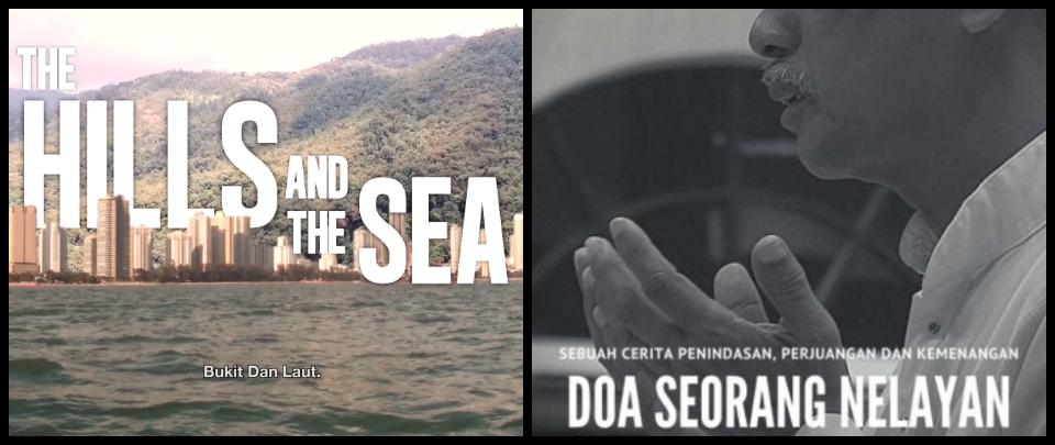 Stay Home & Watch: The Hills and The Sea & Doa Seorang Nelayan