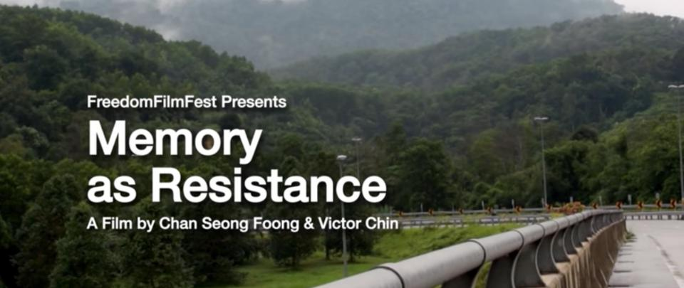 Stay Home and Watch: Memory as Resistance