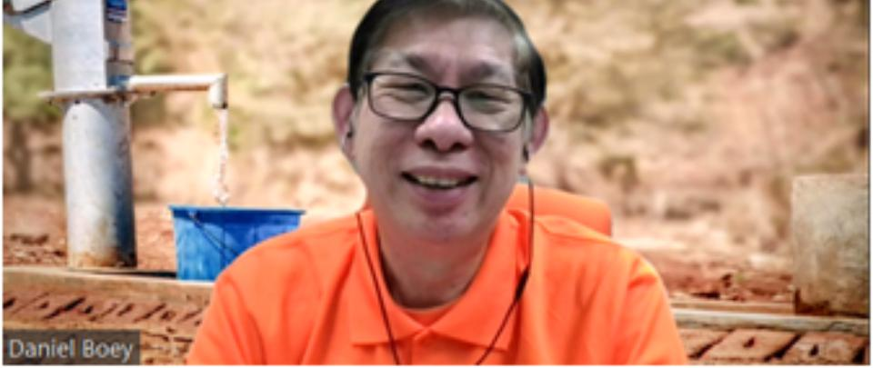 World Vision Malaysia: Life is Only Meaningful, If You're Living for Another