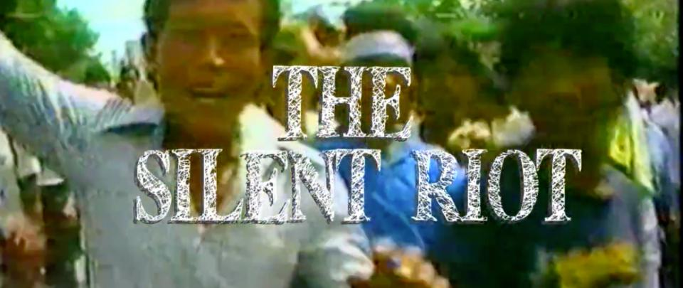 Stay Home & Watch: The Silent Riot