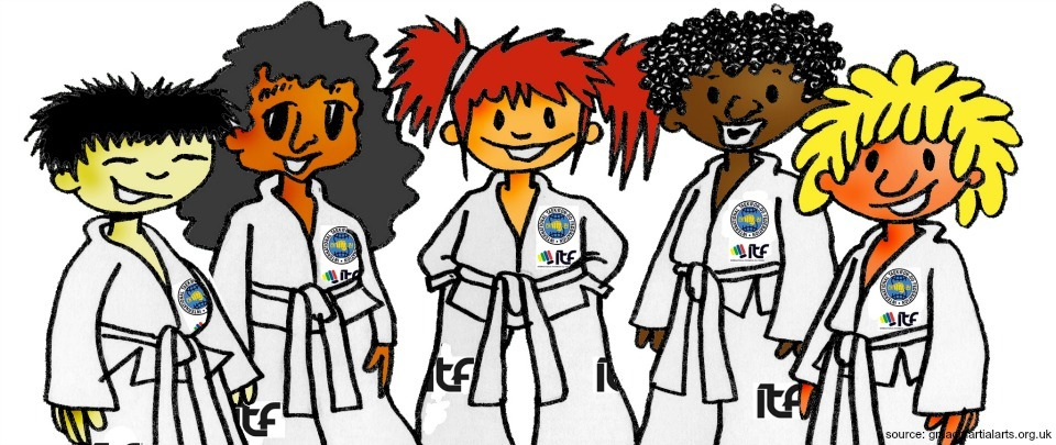 Martial Arts Therapy for Special Needs Children