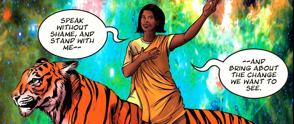 Priya's Shakti - Tackling Rape in India
